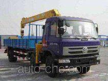 Yuanwei SXQ5200JSQ truck mounted loader crane
