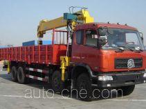 Yuanwei SXQ5310JSQ truck mounted loader crane