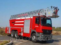 Jinhou SXT5290JXFYT32 aerial ladder fire truck