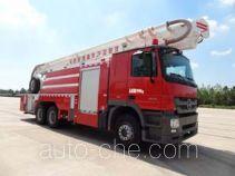 Jinhou SXT5303JXFJP32 high lift pump fire engine