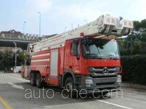 Jinhou SXT5330JXFJP32/32 high lift pump fire engine