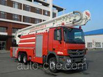 Jinhou SXT5330JXFJP42 high lift pump fire engine