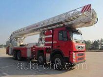 Jinhou SXT5400JXFDG54 aerial platform fire truck