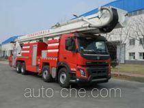 Jinhou SXT5440JXFJP70 high lift pump fire engine