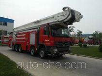 Jinhou SXT5530JXFJP72 high lift pump fire engine