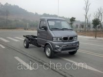 Jinbei SY1027AADX7LEL dual-fuel light truck chassis