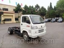 Jinbei SY1030DEV1AK electric light truck chassis