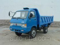 Jinbei SY1405D low-speed dump truck