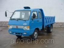 Jinbei SY1405PD low-speed dump truck