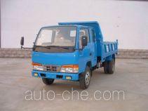 Jinbei SY1710PD low-speed dump truck