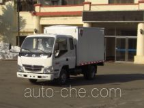 Jinbei SY2810PX10N low-speed cargo van truck