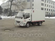 Jinbei SY2810X10N low-speed cargo van truck