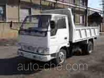 Jinbei SY4015D1 low-speed dump truck
