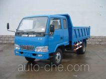Jinbei SY4015PD2 low-speed dump truck
