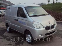 Jinbei SY5020XXH-A6SBW van truck