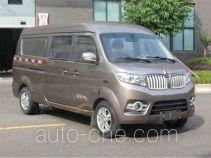 Jinbei SY5022XXY-K1SBW box van truck