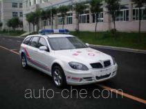 Brilliance SY5020XYF-DSBBC автомобиль медицинского обслуживания