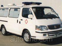 金杯牌SY5031XJH-BC型救护车