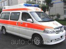 金杯牌SY5031XJHG-G2SBG型救护车