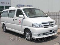 Jinbei SY5031XJHL-D4S1BG29 автомобиль скорой медицинской помощи