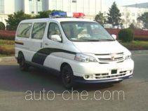 Jinbei SY5031XKCL-MSBG автомобиль следственной группы