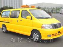 金杯牌SY5031XQXL-MSBG型抢险车