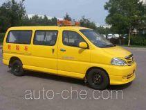 金杯牌SY5031XXHL-D4S1BG29型救险车
