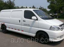 Jinbei SY5031XXYL-D4SBG29 box van truck