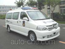 Jinbei SY5031XZHL-MSBG command vehicle