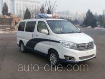 Jinbei SY5032XQC-M1SBG prisoner transport vehicle