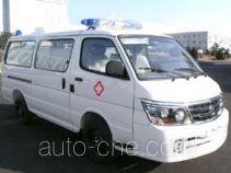 金杯牌SY5033XJH-KSBH型救护车