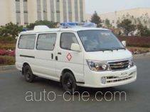 金杯牌SY5033XJH-U1SBH型救护车