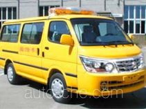 金杯牌SY5033XQX-X2SBH型抢险车