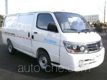 Jinbei SY5033XXY-D2SBH box van truck