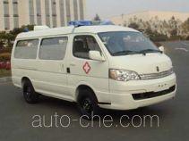 金杯牌SY5034XJH-USBH型救护车