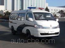 Jinbei SY5034XKCL-MSBH автомобиль следственной группы
