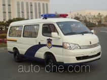 金杯牌SY5034XQC-X4SBH型囚车