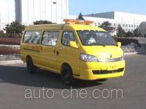 金杯牌SY5034XQXL-MSBH型抢险车