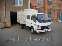 Jinbei SY5035CCYSL1-W2 грузовик с решетчатым тент-каркасом