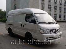 Jinbei SY5035XBW-N автофургон изотермический