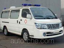 金杯牌SY5035XJH-L型救护车