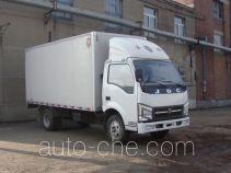 Jinbei SY5035XXYDZA-W2 box van truck