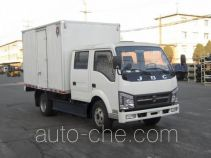 Jinbei SY5035XXYSL1-W2 box van truck