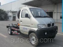 Jinbei SY5035ZXXADQ46 detachable body garbage truck