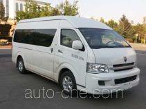 Jinbei SY5038XKCL-G9S1BH автомобиль следственной группы