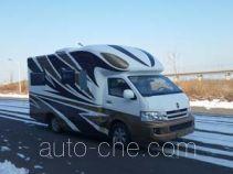 金杯牌SY5038XLJG-G5S1BH型旅居车