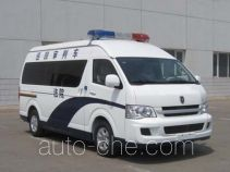 金杯牌SY5038XSPL-G5S1BH9型审判车