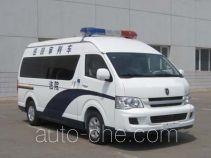 Jinbei SY5038XSPL-G5S1BH9 judicial vehicle