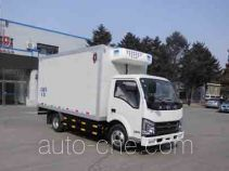 Jinbei SY5040XLCD3-EV electric refrigerated truck