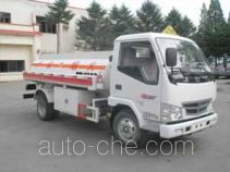 Jinbei SY5043GJYD-LC fuel tank truck